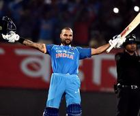 3rd ODI: Dhawan century guides India to eighth straight series win