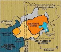 Ancient super-eruptions in the Yellowstone Caldera found to be