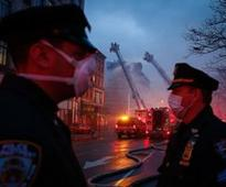 Five people indicted in deadly Manhattan building explosion