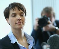 AfD's Petry To Meet Le Pen At Front National Summit