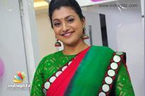 Roja detained controversially