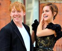 Ron and Hermione's not-so-happily ever after