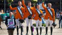 Dutch prove unstoppable for faultless FEI Nations Cup win in Rotterdam
