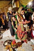 When love conquers all: scenes from cross-cultural weddings