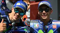 MotoGP | Italian Grand Prix: Maverick Vinales on pole with Valentino Rossi alongside at Mugello