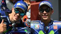 MotoGP | Italian Grand Prix: Maverick Vinales on pole with Valentino Rossi alongside at Mugello