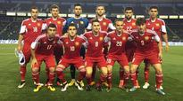 Armenian national team left for Czech Republic