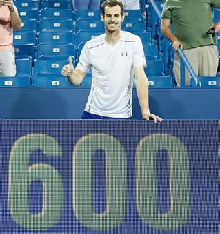Cincinnati: Murray sails on as Nadal, Wawrinka fall; Kerber's march continues