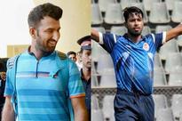 Cheteshwar Pujara, Hardik Pandya shine on 1st day of 13th DY Patil T20 Cup