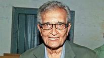 Amartya Sen calls for better healthcare