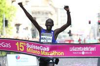 Battle of the marathon masters between Lel and Mungara in Milan
