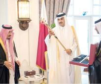 Saudi-Qatari ties get a boost