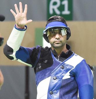 India names former gold medallist Bindra in Olympics task force