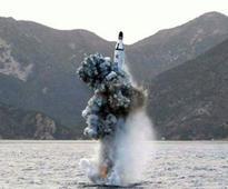 Japan slams North Korean missile launch