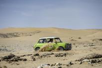 Classic Mini to take on 8500-mile Peking to Paris Rally