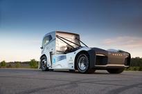 Volvo Iron Knight Puts 2,400 Horsepower To Work To Set New World Speed Record