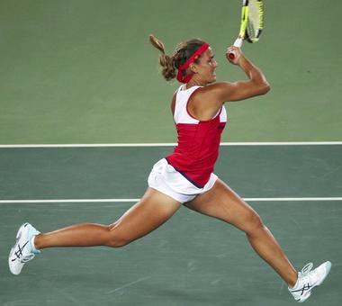 Olympic champ Puig sets sights on Grand Slam victory