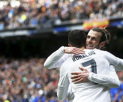 Ronaldo second highest scorer in La Liga as Madrid crush Celta 7-1
