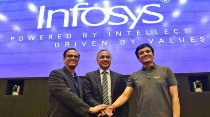 Digital now a critical element of the market: Infosys CEO