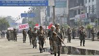 Jat quota stir: 55 paramilitary companies deployed, section 144 imposed, internet services blocked