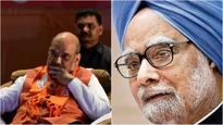 Watch: Pained by falsehood and canards spread by PM Modi, says Manmohan; Amit Shah hits back