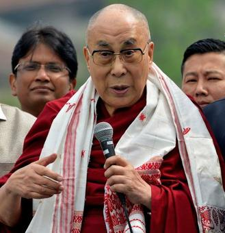 Don't create artificial controversy: India to China on Dalai Lama's visit