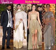 Deepika Padukone, Ranveer Singh, Shah Rukh Khan, Alia Bhatt  celebs who LIT UP Ambani's bash