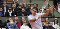 Superb Federer glides through, Simon edges epic