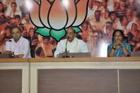 Case against Cataria on the behest of Congress: Rajnath Singh