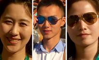 Humans of Olympics: Meet Han, Song and Xu, three Chinese friends volunteering in Rio