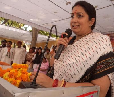 Jet Airways rejected me saying I don't have a good personality: Smriti
