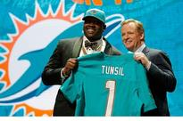 Laremy Tunsil Misses Introductory...