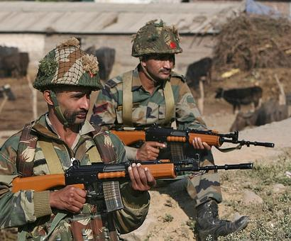 Security forces didn't want more casualties