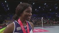 Agbeze wins Sportswoman award
