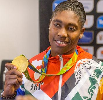 Caster Semenya not thrilled about upgrade