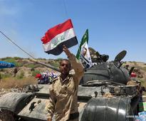Iraqi security forces launch final stage of offensive against IS