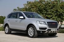 Love for Great Wall Motor's Haval H8