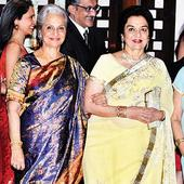 Scandinavian sojourn for BFF's: Waheeda Rehman, Asha Parekh and Helen