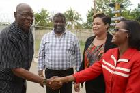 Social Security Minister Pledges Continued Support for Golden Age Home