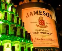 In the cut-throat business of whiskey tourism, Jameson is spending big to get ahead