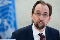 UN human rights chief welcomes Pfizer's decision to bar use of its drugs in executions