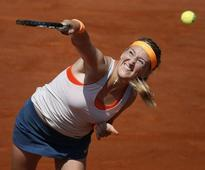 Azarenka into first French Open semi-final