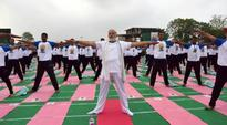 Yoga Day Draws World Focus to India