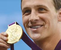 Is Ryan Lochte's new puppy the cutest thing ever? Oh, jeah!
