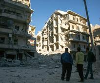 Aleppo reels from strikes as Russia accused of war crimes