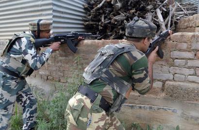 1 terrorist gunned down in encounter in Kupwara