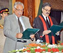 Elevation: Justice Yahya Afridi sworn in as PHC chief justice