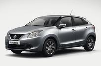 New Suzuki Baleno revealed at 2015 Frankfurt Motor Show