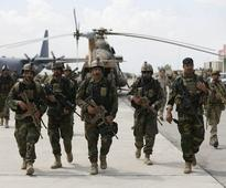Two Afghan Girls Wearing Suicide Vests Killed Along with Dozens of Terrorists