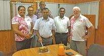 Sisila Jayasiri Farewelled By Board